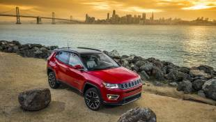 Jeep Follows Its All-New Compass
