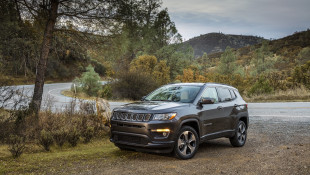 Jeep Compass Finally Earns Its Varsity Letters
