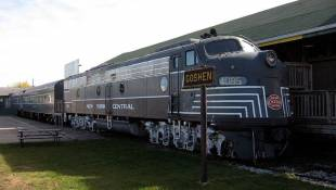 $500K In Improvements Planned At Elkhart Railroad Museum