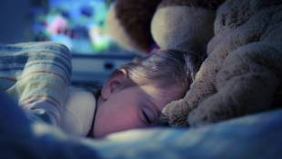 Less Sleep For Little Kids Linked To More Belly Fat Later On
