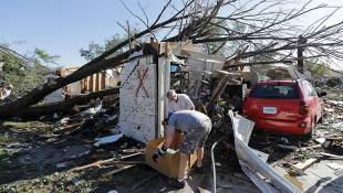 Weather Service: At Least 8 Tornadoes Hit Indiana Wednesday