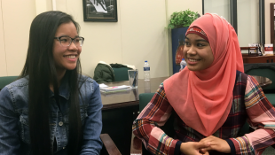 College Prep High School Caters To English Learners, Refugees