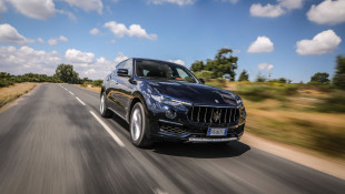 Stylish Maserati, Jaguar Crossovers Slam Power To Pavement