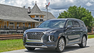 2020 Hyundai Palisade Fits Your Mission Profile