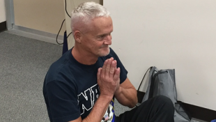 Hoosier Veterans Turn To Yoga To Help Treat PTSD