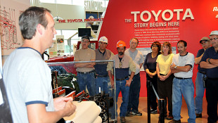Learning Lean Through Toyoda's Loom