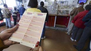 Winning Mega Millions Tickets Sold In California And Georgia