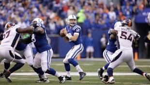 Luck Out Of Colts Lineup With Lacerated Kidney