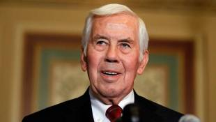 Former US Sen. Richard Lugar Dead At 87