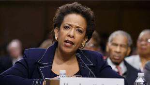 Loretta Lynch Calls On Local Police To Help Race Relations