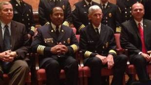 Malone Takes Over As IFD Chief