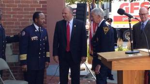 Ernest Malone Picked As New IFD Chief