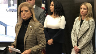 State Lawmaker Files Bills Aimed At Attorney General's Sexual Misconduct