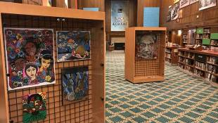 Central Library's Meet The Artist Enters Third Decade
