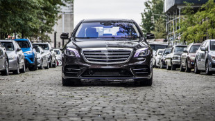 Mercedes Dials 2018 S-Class Back To 560