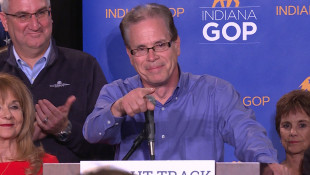 U.S. Sen. Mike Braun Won't Support Help For Indiana State Budget