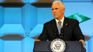 Pence Speaks On Workforce Policy In Indianapolis