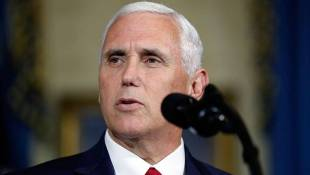 Pence Set For Indiana Anti-Crime, Portrait Events Next Month