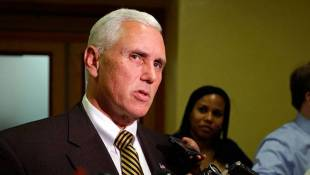 Pence Signs RFRA Clarification Bill