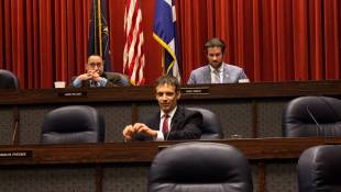 Councilman Jeff Miller Removed From Three Committees Amid Charges Of Child Molestation