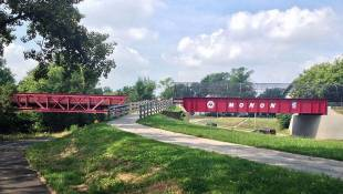 Monon Trail To Close In Parts For Landscaping Project