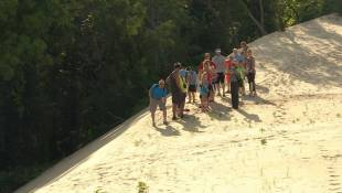 Mount Baldy Sand Dune To Remain Closed This Summer