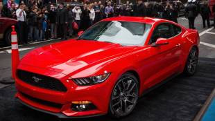 Ford Hopes New Mustang Will Get The World's Motor Running