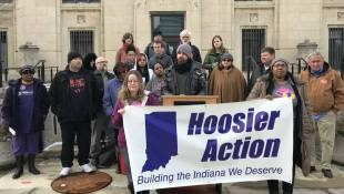 Political Group Outlines 'Agenda For Working Hoosiers'