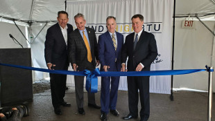 Construction Complete At Indy High BTU, State's Largest Renewable Natural Gas Plant