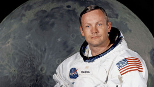 Exhibit of Neil Armstrong's Personal Papers Opens at Purdue