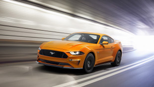 2018 Ford Mustang GT Is A Brilliant Talent