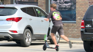 IU Impounds Almost 150 Electric Scooters For Improper Parking