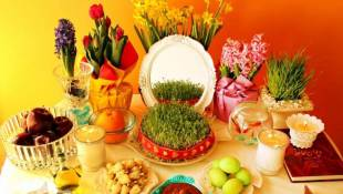 Persian New Year's Table Celebrates Nature's Rebirth Deliciously