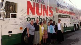 Nuns On The Bus Make Indy Stop