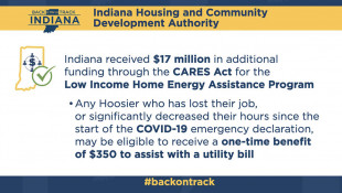 One-Time Utility Benefit Available For Some Impacted By COVID-19