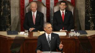 Transcript: President Obama's Final State Of The Union Address