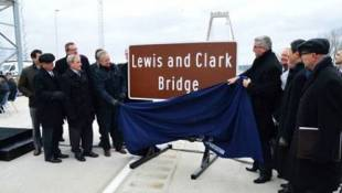 Pence Names New Ohio River Bridge After Lewis And Clark