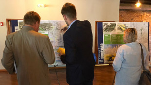 INDOT Presents Downtown Interstate System Analysis To Public