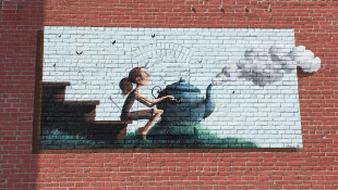 Mural Magic: The Art Of Gabriel Lehman