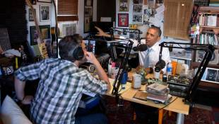 'We Are Not Cured': Obama Discusses Racism In America With Marc Maron
