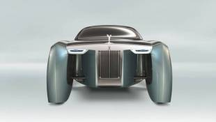 BMW, Mini, Rolls-Royce Envision Next 100 Years