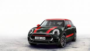 Mini Clubman Gets Worked Over By John Cooper