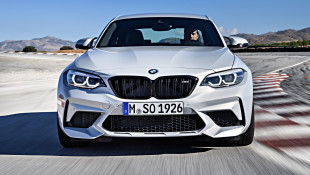 2019 M2 Competition Sets BMW Straight