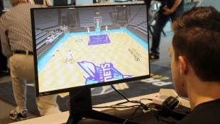 Pacers, NBA Dive Into Esports | Curious Mix