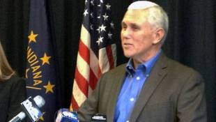 Gov. Pence 'Coy' On Details For 2014 Education Agenda