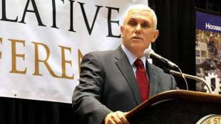 Pence Won't Rule Out Run For President