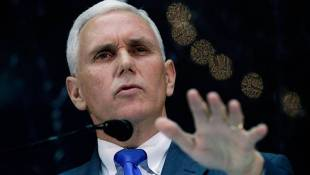 Will Pence Announce Stance On LGBT Rights Tonight?