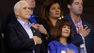 Pence's Trip To Colts Game Cost Indianapolis Police $14K