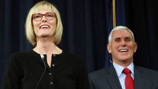 Pence Says Crouch 'Uniquely Qualified' To Be State Auditor