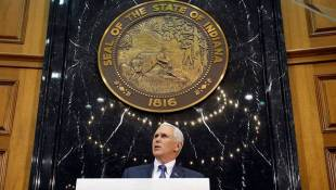 Pence Says Religious Freedoms Take Priority